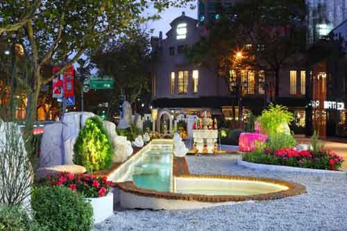 K11购物中心—达利花园